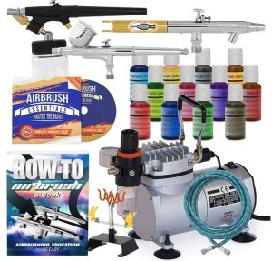 The 6 Best Airbrushes for Cakes in 2019 - Rhythm of the Home