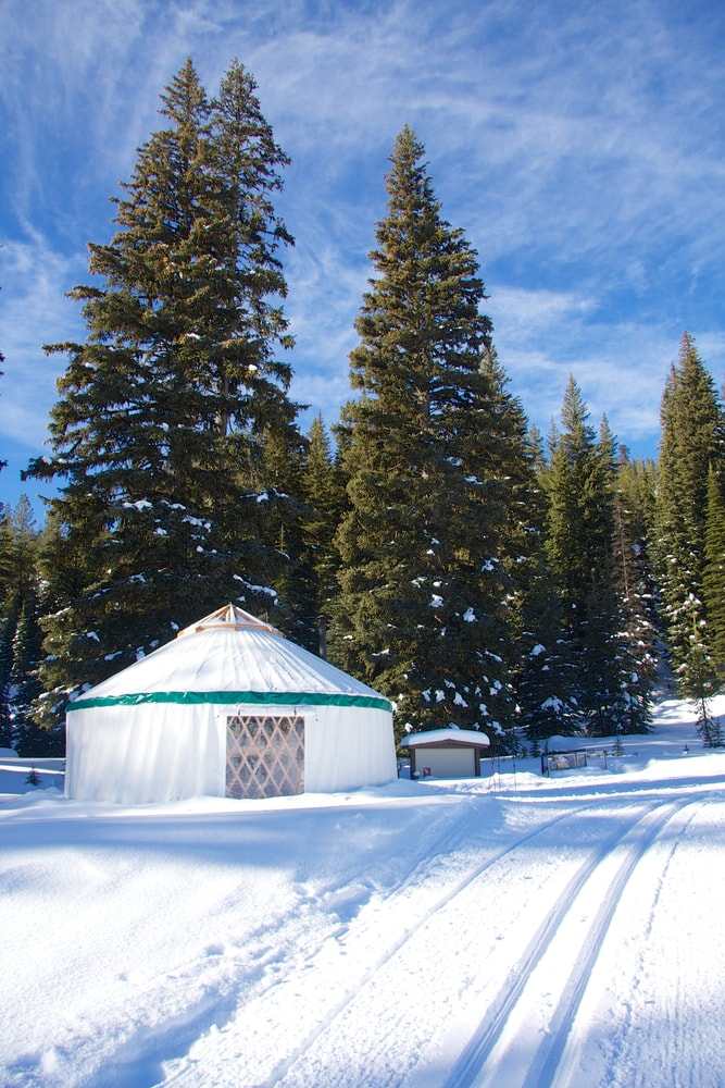 11 Crazy Yurt Ideas for Nomads - Rhythm of the Home on luxury yurts floor plans, classic home plans, house plans, pacific yurts floor plans, condo home plans, studio home plans, 30 yurt plans, caravan home plans, 8 by 10 deck plans, yurt building plans, raised ranch home plans, container home plans, new englander home plans, small yurt plans, wooden yurt plans, one-bedroom cottage home plans, garrison home plans, build your own yurt plans, yurt plans pdf, hogan home plans,