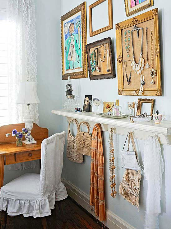 17 Fantastic Jewelry Display Ideas The Rhythm Of The Home