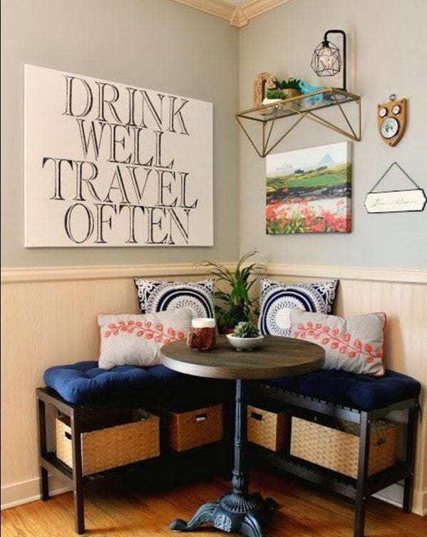 29 Epic Ways To Decorate Empty Corners Rhythm Of The Home