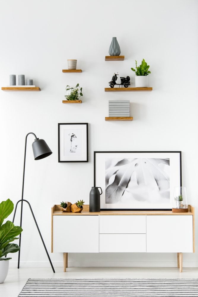 13 Killer Living Room Ideas On a Budget (Under $100 ...