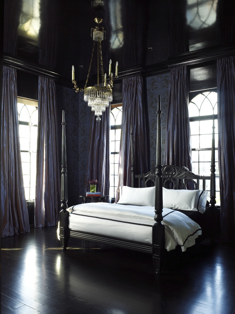 10 Ways To Decorate Your Home In The Gothic Style Rhythm Of The Home
