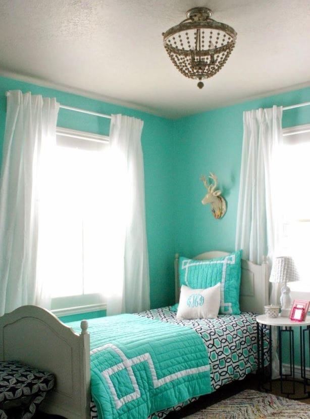 44 Superb Turquoise Room Ideas Rhythm