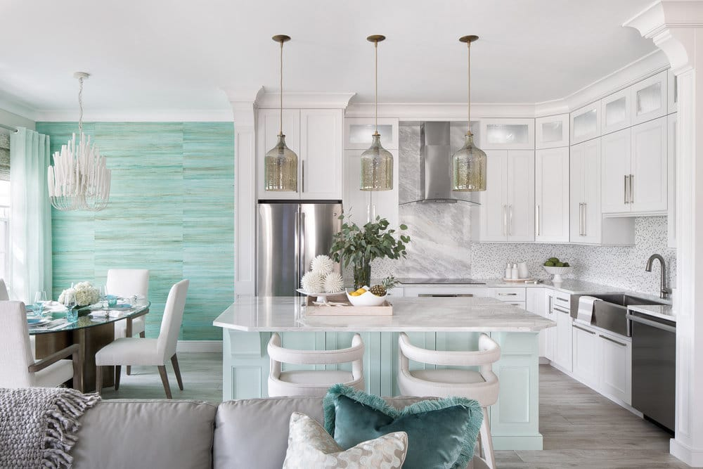 . 44 Superb Turquoise Room Ideas   Rhythm of the Home