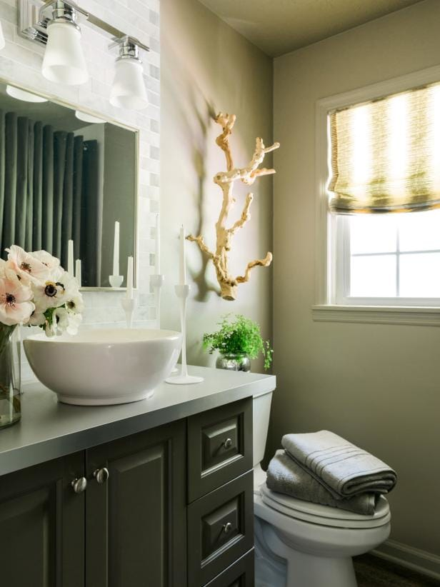 51 Astonishing Powder Room Ideas Rhythm Of The Home