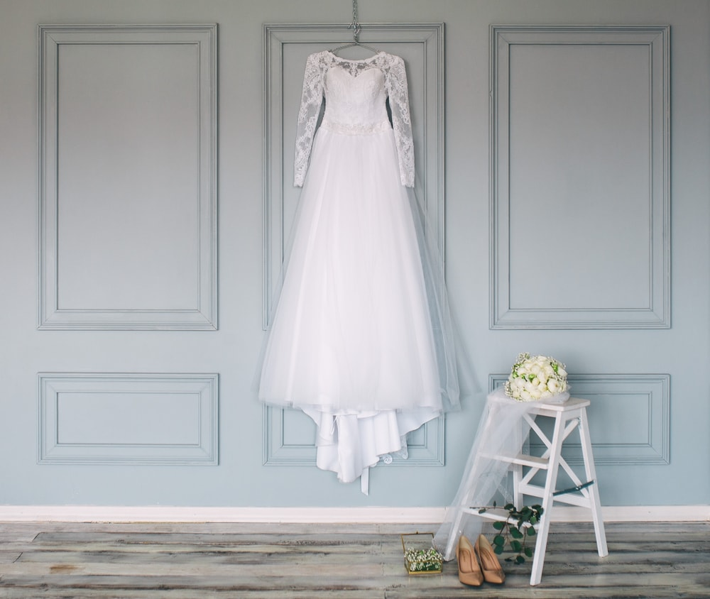 7 Ways To Preserve Your Dress After Wedding Rhythm Of The Home