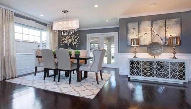 17 Marvelous Gray Dining Room Ideas Rhythm Of The Home