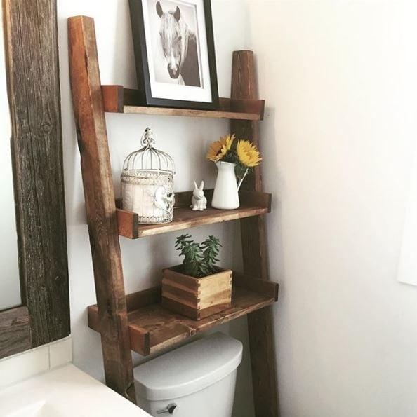 24 Small Bathroom Shelf Ideas Rhythm Of The Home