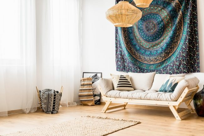 12 Bohemian And Tribal Decor Ideas For Your Home