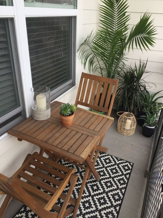 9 Ways to Decorate Your Apartment Balcony (Small and Big ...