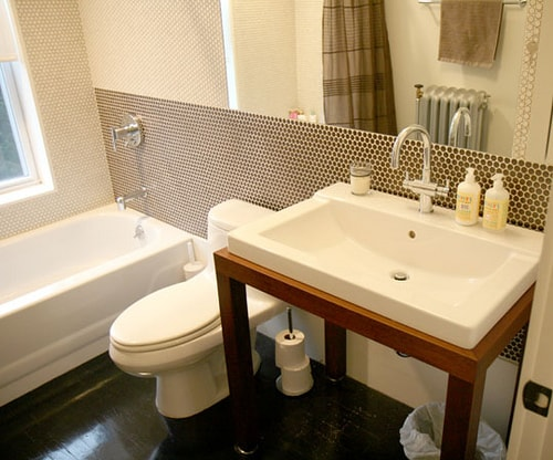 10 Penny Tile Ideas You Will Love - Rhythm of the Home