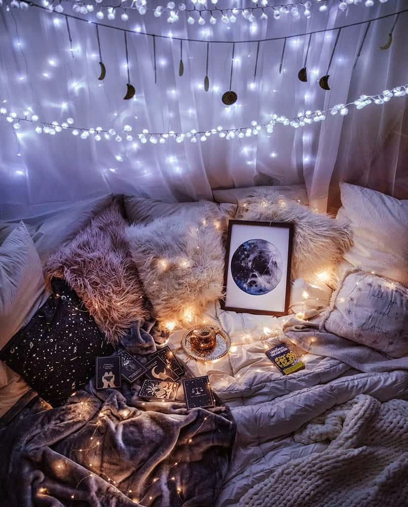 32 Wonderful Celestial Home Decor Ideas   Rhythm of the Home