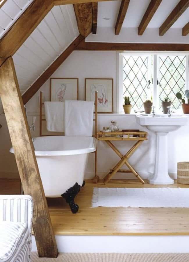 14 Wonderful Attic Bathroom Ideas Rhythm Of The Home