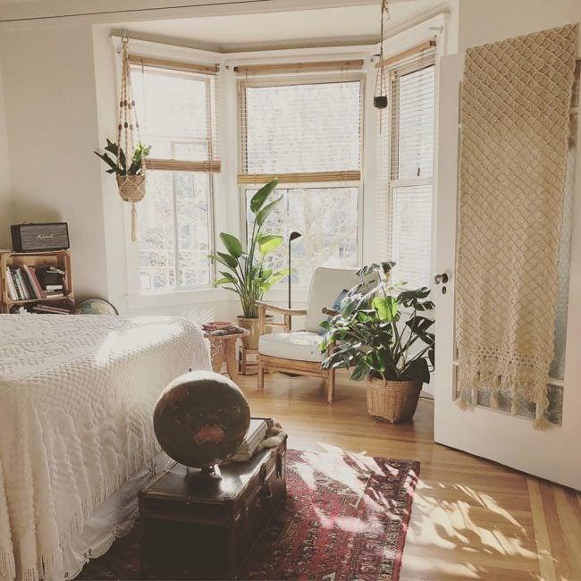 10 Wonderful Boho Bedroom Decorating Ideas Rhythm Of The Home