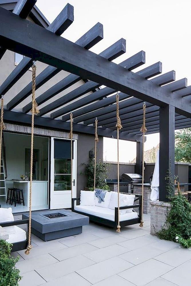 The 20 Best Pergola Design Ideas Rhythm Of The Home