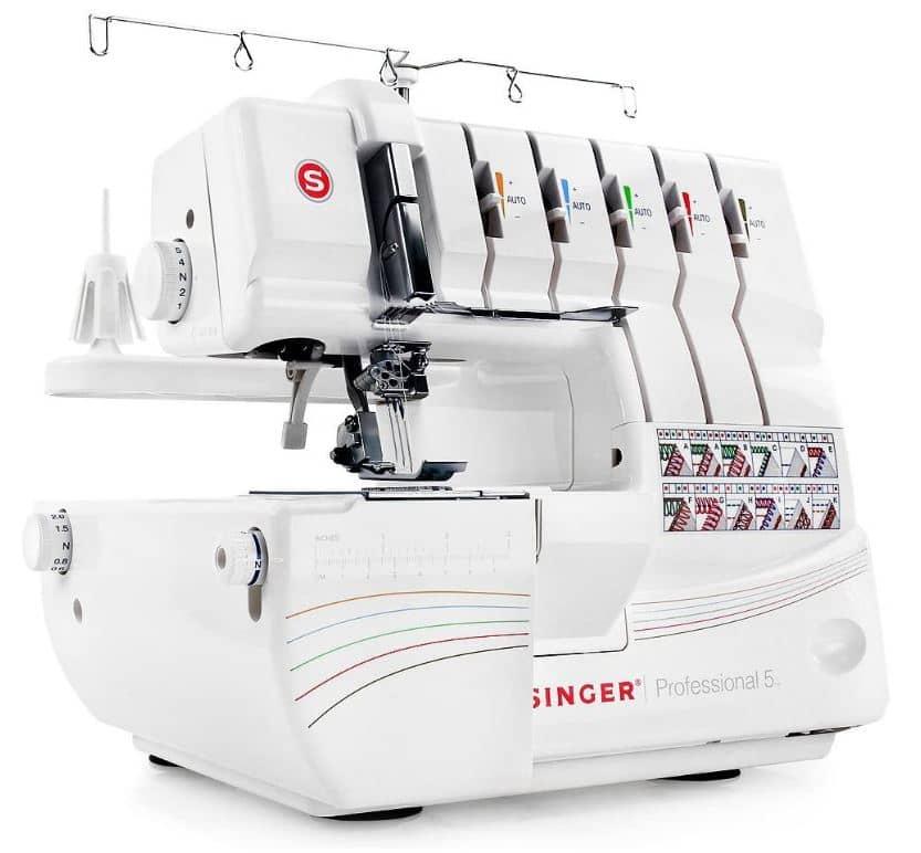 serger machine